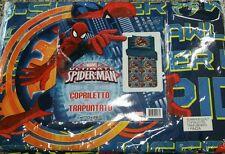 Copriletto trapuntato Marvel Spiderman Novia Italia primavera estate  2016