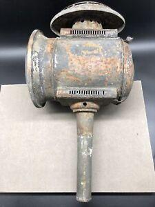 Antike  Petroleum Kutschen-Laterne ca 42cm 2122 Gramm