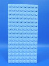LEGO®  Nr- 4600612 / 8x16 Platte  blau medium / 1 Stück