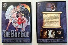 DVD: The Boy God (Stone Boy): rare action fantasy horror