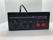 Vectrex Controller Arcade Game System Joystick Gamepad Control Pad Panel - READ