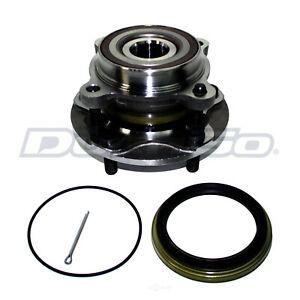 Wheel Bearing and Hub Assembly Front IAP Dura 295-94447