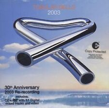 Tubular Bells 2003 + Bonus DVD, Mike Oldfield, 0809274992123