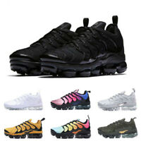 2018 Mens Wmns Air Shock absorption Vapormax Plus Max Running Shoes Sneakers