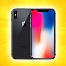 Apple iPhone X - 64GB - Space Grau (Ohne Simlock) A1901 (GSM)