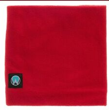 Winters Edge Red Neck Warmer Gaiter Fleece Cover Cold Weather For Boy's/Girls