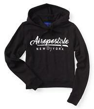 aeropostale womens script aéropostale new york pullover hoodie