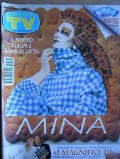 TV Sorrisi e Canzoni n°42 1995 Mina Mazzini Karen Mudler Maria Monsè  [D36]