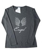 Engel Shirt Louis & Louisa 128  134 grau