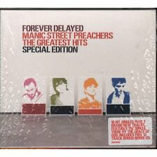 Manic Street Preachers 2 CD Forever Delayed: The Greatest Hits Sig 5099750955192