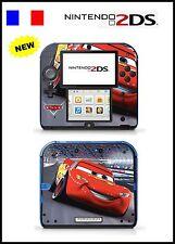 CARS - Vinyl Skin Sticker for Nintendo 2DS - réf 47
