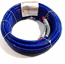"GRACO BlueMax II Airless Paint Hose 50' x 1/4"" 3300psi 240794  277241"