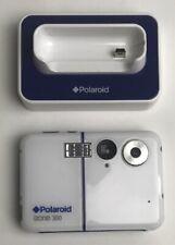 Polaroid izone 300 Blue/ White Digital Camera With Charging Dock 3.2 Megapixel