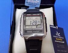 New CASIO Watch WAVE CEPTOR Radio Clock MULTIBAND 5 WV-59J-1AJF Mens WR F/S