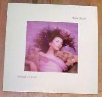 Kate Bush – Hounds Of Love Vinyl LP Album 33rpm 1985 EMI – EJ2403841