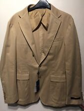 Ralph Lauren Polo Blazer  Jacket Coat Mens 38 Chest Dandy   New