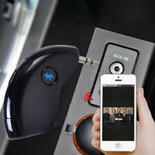 Car 3.5MM AUX Bluetooth Wireless Audio Receiver Music Phone Home Stereo Speaker