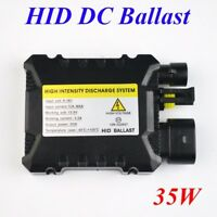 35W Universal Xenon HID Replacement Conversion Kit Digital DC Ballast 12V