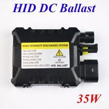 35W Universal Xenon HID Kit de conversión de reemplazo Digital DC lastre 12V
