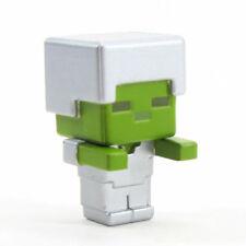 Minecraft mini figures - Zombie in Iron Armour
