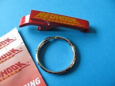 REDHOOK Brewery Key Ring & Bottle / Ring Pull Opener. USA. Beer & Ale