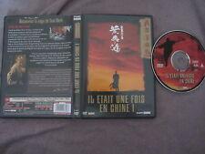 Il était une fois en Chine I de Tsui Hark avec Jet Li, DVD, Action/Kung-Fu