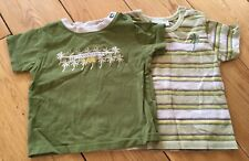 Baby Boys Short Sleeved Mexx T-shirts Size 2-4 Months