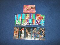 1994-95 STADIUM CLUB MEMBERS ONLY 50 BASKETBALL SET COMPLETE (18-64)
