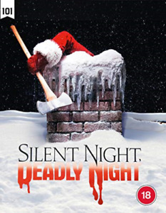 Silent Night Deadly Night(Blu-Ray) BLU-RAY NEW