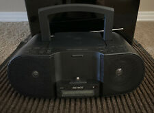 Sony Personal Audio System ZS-S3iPN (iPod/iPhone Dock, CD Player, Aux, & Radio)