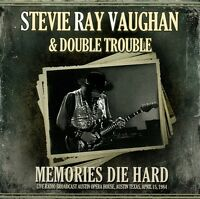 STEVIE RAY VAUGHAN & DOUBLE TROUBLE - LIVE RADIO BROADCAST AUSTIN OPERA CD NEU