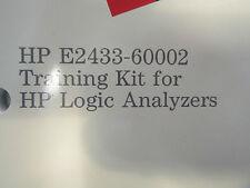 HP E2433-60002 Training Kit for HP Logic Analyzers Guide