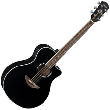 NEW!!!Yamaha APX500 Black Acoustic-Electric Guitar FREE STRAP