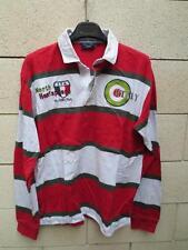 Polo EDEN PARK team rugby maglia ITALIA Italy North Hemisphere L