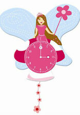 NEW Fairy Wall Clock - 4KnB