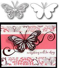 Lunette & Oriel Butterflies BUNDLE Die Set Memory Box Dies Insects,butterfly