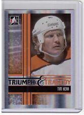 TIM KERR 11/12 ITG Broad Street Boys Base Card #52 Philadelphia Flyers SP