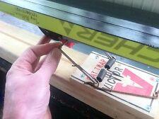 "Cross Country (Nordic) Ski Waxing Profile ""Rat Trap"" - DIY Kit"