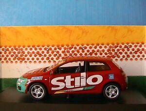 FIAT STILO TOUR DE FRANCE PMU NOREV 771015 1/43 ROUGE