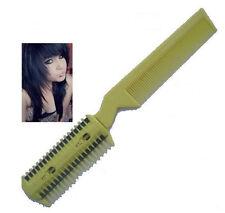 Razor Comb Home Hairdressing Cut Scene Emo Punk Scissor