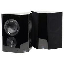 SVS Ultra Surround Speakers (Piano Gloss Black) (New!)