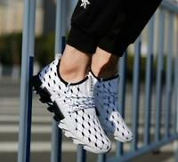 Mens Casual  Breathable Shoes Athletic Running Walking Sports Sneakers Trainers