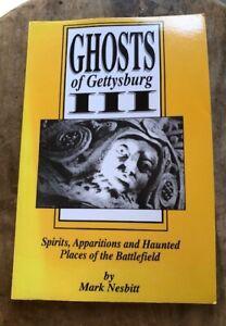 Ghosts of Gettysburg Vol III, Civil War Book, New