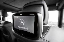 OEM Mercedes G class W463 E class W212 rear seat media system kit