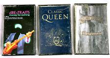 Rock Musikkassetten von 1990er