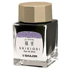 Sailor Fountain Pen Bottle Ink Shikiori Fuji-sugata 13-1008-213