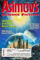 Vtg. Isaac Asimov's Science Fiction Magazine December 1997 Michael Swanwick m701