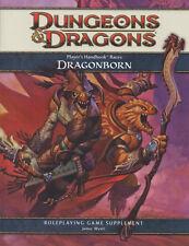 Dungeons & Dragons-D&D-4.0-Dragonborn-Abenteuer-Rollenspiel-RPG-d20-New-Neu-rare