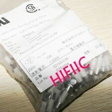 5PCS T6.3AH250V 5*20mm Ceramic Body Time-Lag Axial Lead Fuse