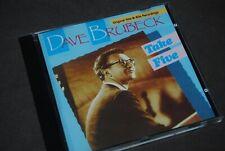 "DAVE BRUBECK ""Take Five"" CD / JAZZ WORLD - JW 77010"